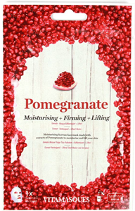 Vitamasques Pomegranate Face Mask