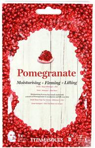 Vitamasques Pomegranate Face Mask