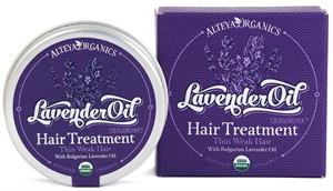 Alteya Organics Lavender Oil Hair Treatment