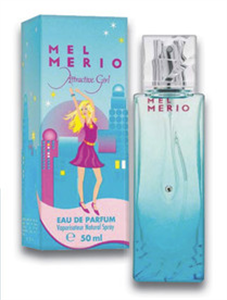 Mel Merio Attractive Girl