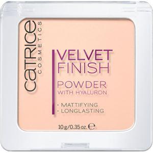 Catrice Velvet Finish Powder with Hyaluron
