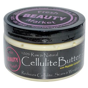 Fresh Beauty Market Cellulite Butter with Peptide Complex