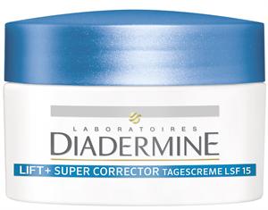 Diadermine Lift+ Super Corrector Öregedésgátló Nappali Krém SPF15