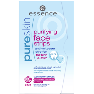 Essence Pure Skin Tisztító Tapaszok Arcra
