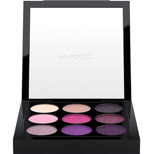 MAC Fashion Pack Collection Eye Shadow X 9 Palette - Runway Worthy