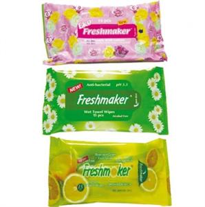 Freshmaker Nedves Törlőkendő