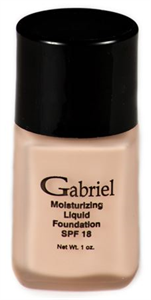 Gabriel Cosmetics Inc. Moisturizing Liquid Foundation SPF18