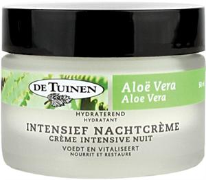 De Tuinen Hydraterend Intensief Nachtcreme Aloe Vera