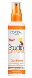 L'Oréal Studio Line Curl Power Spray