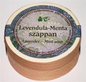 Pannonhalmi Főapátság Levendula-Menta Szappan