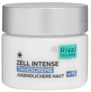Rival De Loop Zell Intense Nappali Krém SPF15