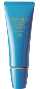 Shiseido Sun Protection Eye Cream SPF34
