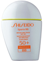 Shiseido Wetforce Sports BB SPF50+