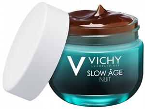 Vichy Slow Age Éjszakai Krém