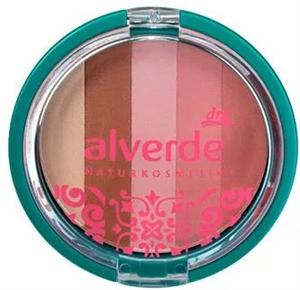 Alverde Island Love Multi Shade Powder