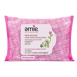 Amie Natural Beauty Sminklemosó Kendő