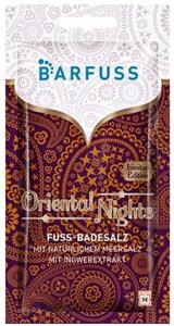 Barfuss Oriental Nights Lábfürdősó