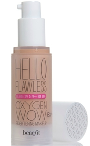 Benefit Hello Flawless Oxygen Wow Alapozó SPF25