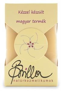 Brilla Levendulás-Rozmaringos-Mogyoróolajos Natúr Szappan