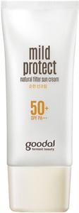 Goodal Mild Protect Natural Filter Sun Cream SPF50+ / PA+++