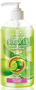 Joanna Body Naturia Lime Folyékonyszappan