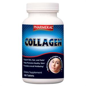 Pharmekal Kollagén 1000 Mg + C-Vitamin és L'ornitin Kapszula