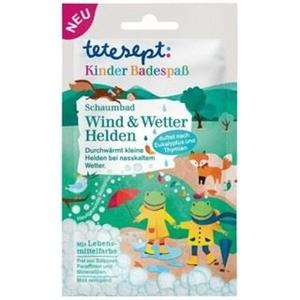 Tetesept Gyermek Habfürdő Wind&Wetter Helden