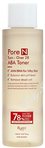 The Plant Base Pore N Turn-Over 28 ABA Toner