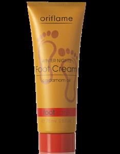 Oriflame Winter Nights Foot Cream