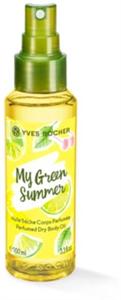Yves Rocher My Green Summer Testápoló Szárazolaj