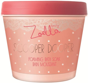 Zoella Beauty Scooper Dooper Foaming Bath Soak Bain Moussant