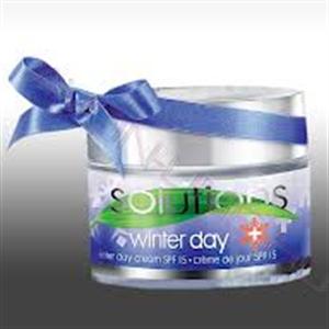 Avon Solutions Winter Day Kondicionáló, Bőrvédő Nappali Krém SPF15