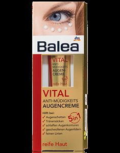 Balea Vital 5in1 Szemkörnyékápoló