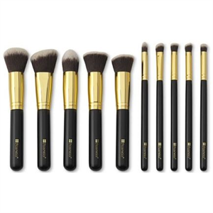 BH Cosmetics 10 Pc Sculpt and Blend Brush Set