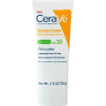 CeraVe Sunscreen Face Lotion SPF30