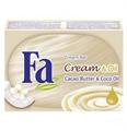 Fa Cream & Oil Kakaóvaj és Kókuszolaj Krémszappan