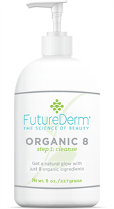 FutureDerm Organic 8 Cleanser