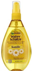 Garnier Wahre Schätze Kamilla Hajápoló Olaj Szőke Hajra