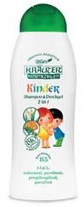 Kräuter 2 az 1-ben Sampon és Tusfürdő Gyermekeknek