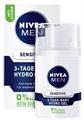Nivea Men Sensitive 3 Napos Borosta Hidratáló Zselé