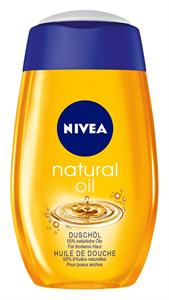 Nivea Natural Oil Tusolóolaj Extra Száraz Bőrre (régi)