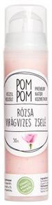 PomPom Rózsa Virágvizes Zselé
