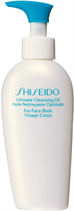 Shiseido Sun Care Ultimate Cleansing Oil