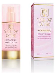 Yellow Rose Hyaluronic Beauty Elixír