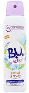 B.U. In Action Active Release Izzadásgátló Deospray