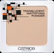 Catrice Geometrix Translucent Mattító Púder