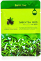 Farm Stay Visible Difference Mask Sheet Greentea Seed