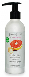 Greenland Fruit Emotions Body Lotion Grapefruit-Ginger