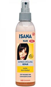 Isana Hair Expressz Hajpakolás