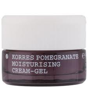 Korres Pomegranate Moisturising Cream-Gel